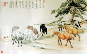 United Nations' love of Chinese calligraphy