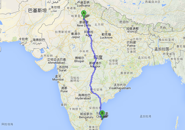 India and China will sign high-speed rail construction agreement this week