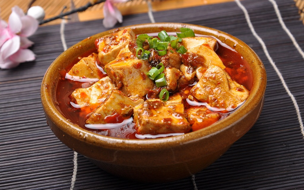 "How to cook Chinese dish ""Mapo Tofu"""