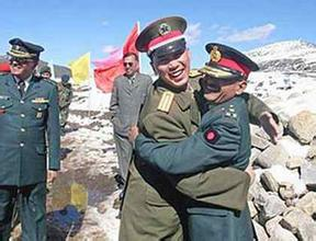 China and India making research on the military hotline of frontier defense