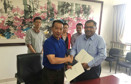 Chinese language learning center to be set up in India and South Asian countries