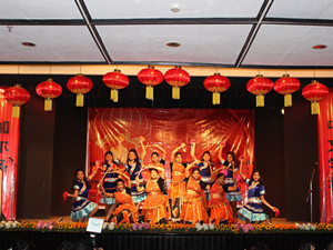2016 Chinese language competition successfully held in Calcutta
